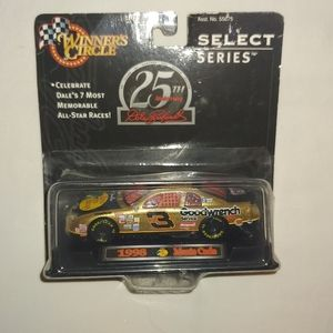 Select Series 25th Anniversary Dale Earnhardt Car